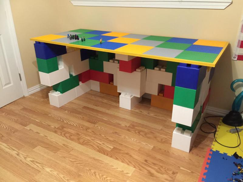 Spieltisch - Schreibtisch